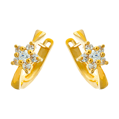 Picture of Gold-plated Earring (ER8653)