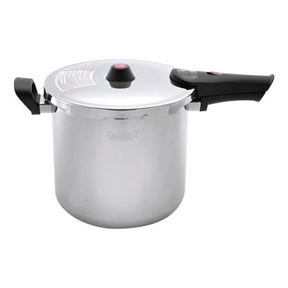 Picture of COOKLINE X Premium Kitchen Cookware 8 Litre Pressure Cooker