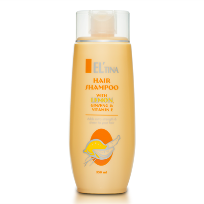 Picture of ELTINA Hair Shampoo with Lemon, Ginseng & Vitamin E