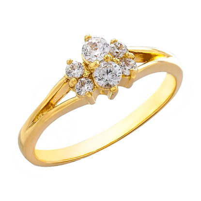 Picture of Gold Plated Ring Jewellery (RG8125)