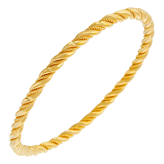 Picture of Gold Plated Bangle Jewellery (BG8441)