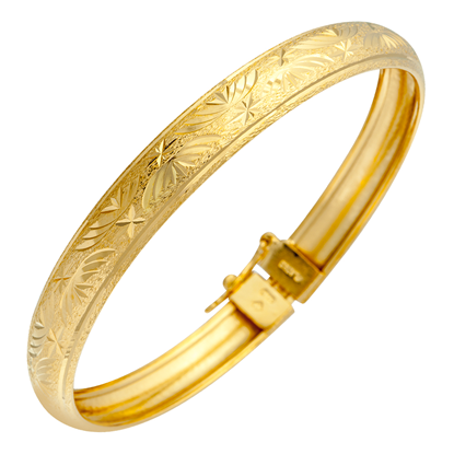 Picture of Gold Plated Bangle Jewellery (BG8455)