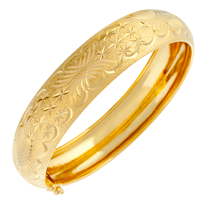 Picture of Gold Plated Bangle Jewellery (BG8464)