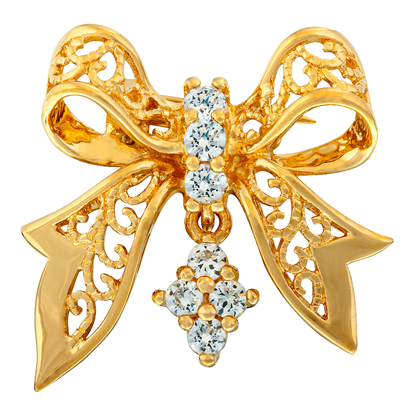 Picture of Gold Plated Brooch Jewellery (BH8324)