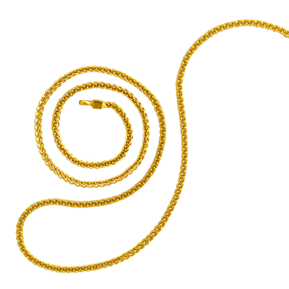 Picture of Gold Plated Chain Jewellery (CH8403)