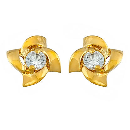 Picture of Gold Plated Earrings Jewellery (ER8270)