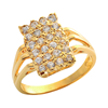 Picture of Gold-plated Ring Jewellery (RG8112)