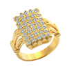 Picture of Gold-plated Ring Jewellery (RG8113)