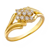 Picture of Gold Plated Ring Jewellery (RG8142)