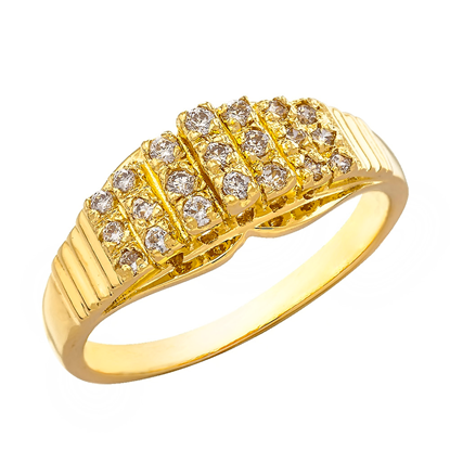 Picture of Gold-plated Ring (RG8145)