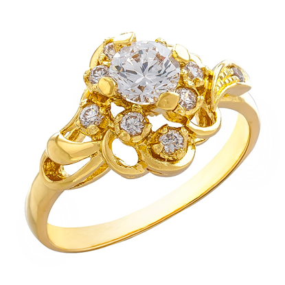 Picture of Gold-plated Ring (RG8151)