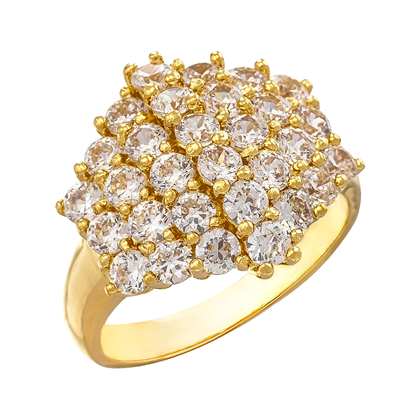 Picture of Gold Plated Ring Jewellery (RG8154)