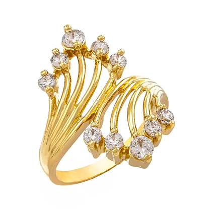 Picture of Gold Plated Ring Jewellery (RG8160)