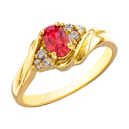Picture of Gold Plated Ring Jewellery (RG8170)