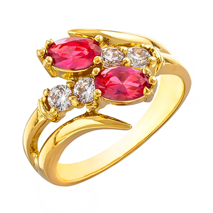 Picture of Gold Plated Ring Jewellery (RG8178)