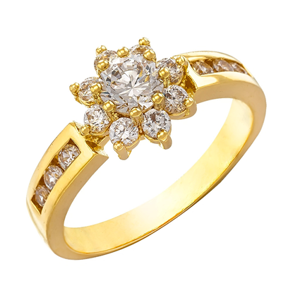 Picture of Gold Plated Ring Jewellery (RG8798)