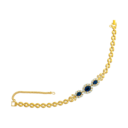 Picture of Gold Plated Bracelet Jewellery (BT8110)