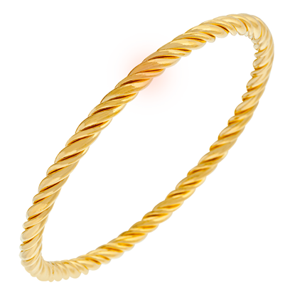 Picture of Gold Plated Bangle Jewellery (BG8447)