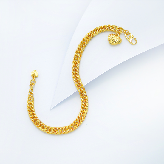 Picture of Gold Plated Bracelet Jewellery (BT8943)