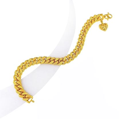 Picture of Gold Plated Bracelet Jewellery (BT8958)