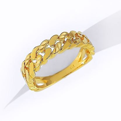 Picture of Gold Plated Ring Jewellery (RG8956)