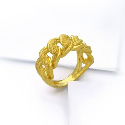 Picture of Gold Plated Ring Jewellery (RG8953)
