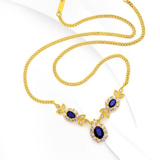 Picture of Gold-plated Necklace (NL8111)
