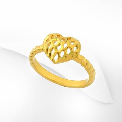 Picture of Gold Plated Ring Jewellery(RG8963)