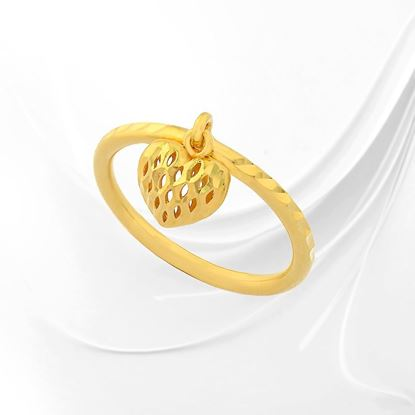 Picture of Gold Plated Ring Jewellery (RG8964)