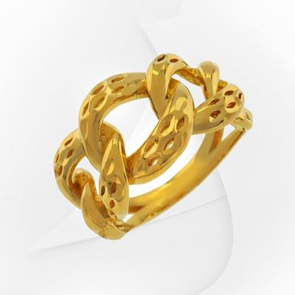 Picture of Gold Plated Ring Jewellery (RG8970)