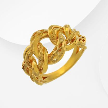 Picture of Gold Plated Ring Jewellery (RG8971)