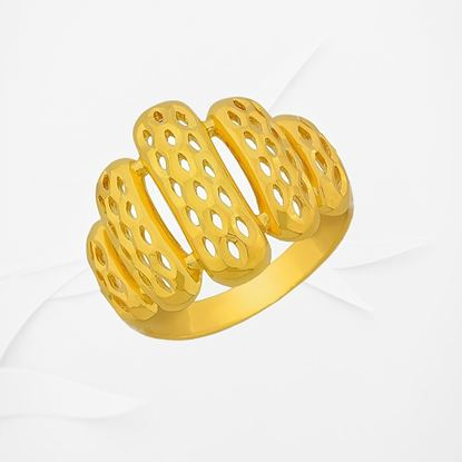 Picture of Gold Plated Ring Jewellery (RG8978)