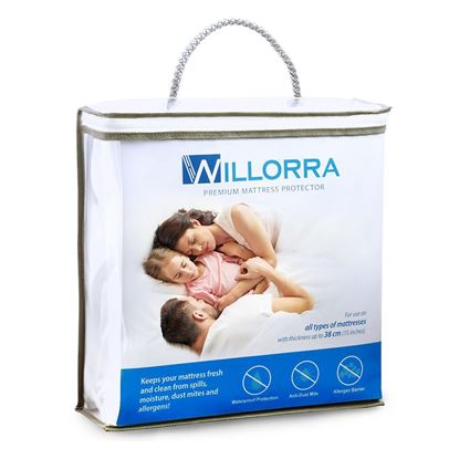 Picture of WILLORRA PREMIUM MATTRESS PROTECTOR (SINGLE)