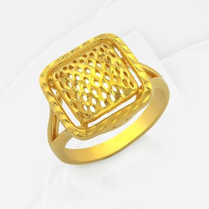 Picture of Gold Plated Ring Jewellery (RG8986)