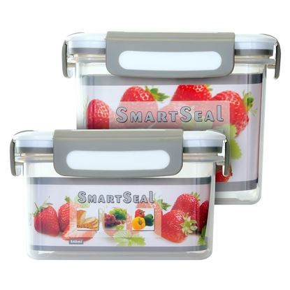 Picture of SMARTSEAL FOOD CONTAINERS (540ML & 740ML)